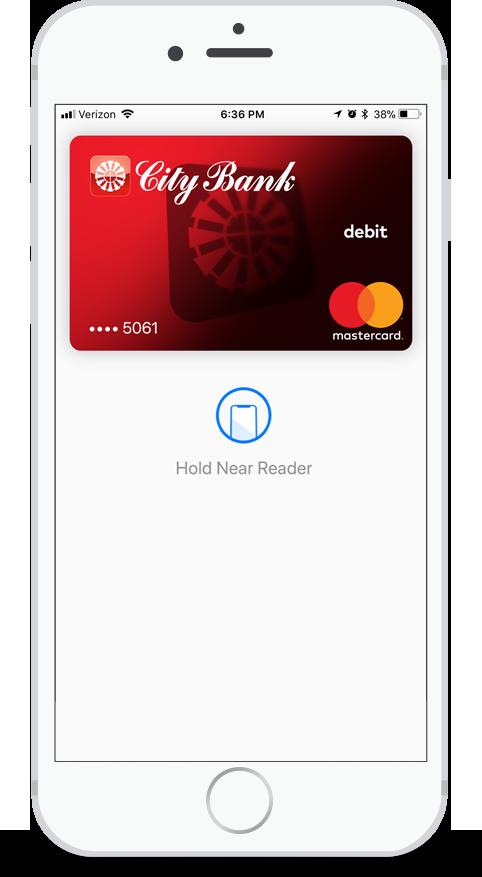 City Bank | Personal | Debit Cards | Digital Wallet