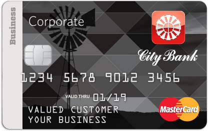 Credit Card Business Corporate