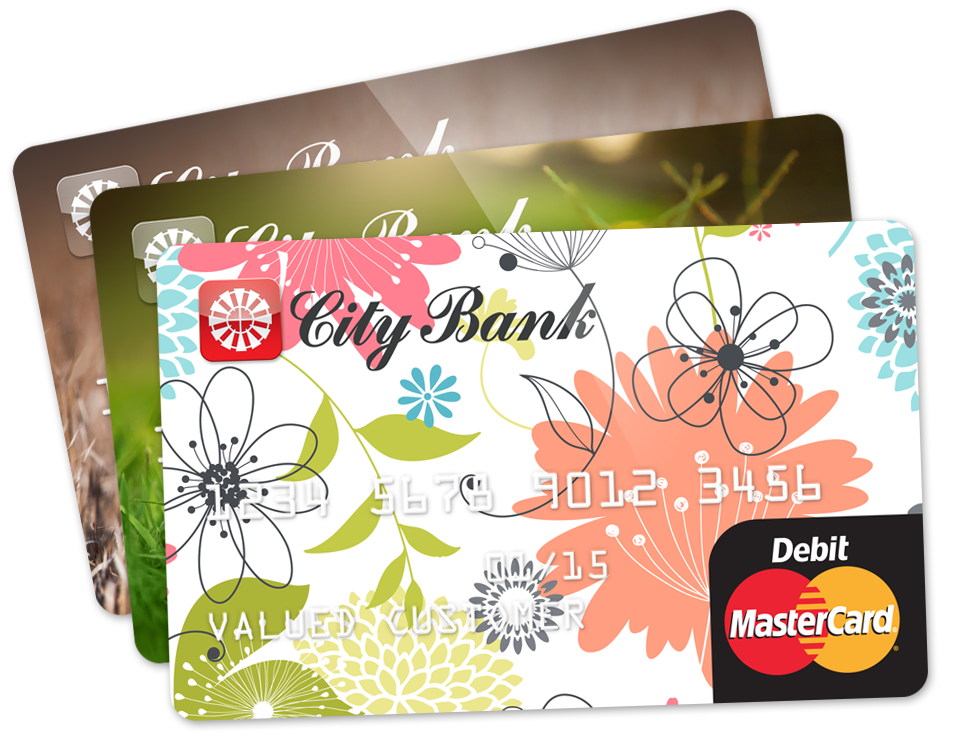 Instant Issue Debit Cards City Bank Lubbock, Dallas, El Paso, College Station, Plano