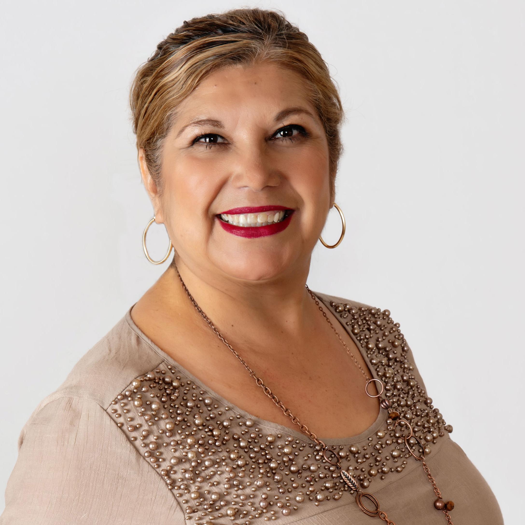 Maria Morales Headshot