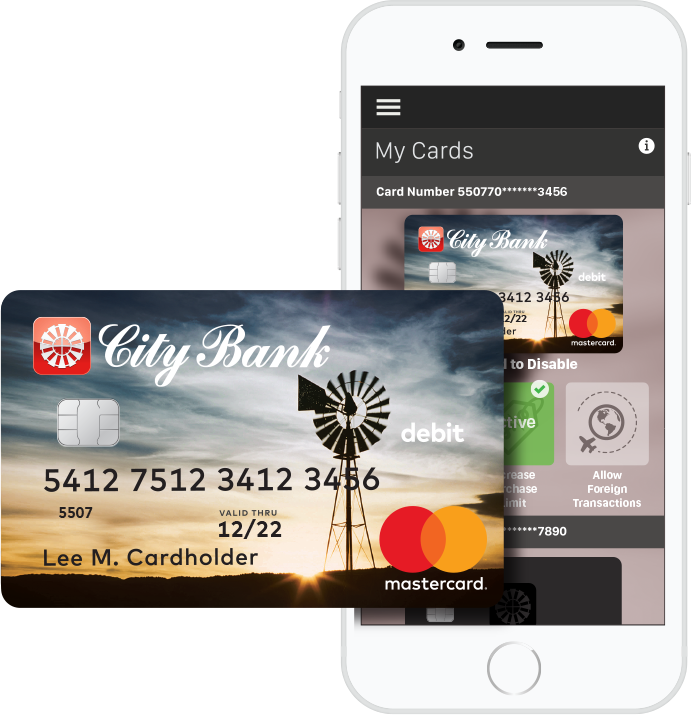 Free Checking Debit Card Mobile App